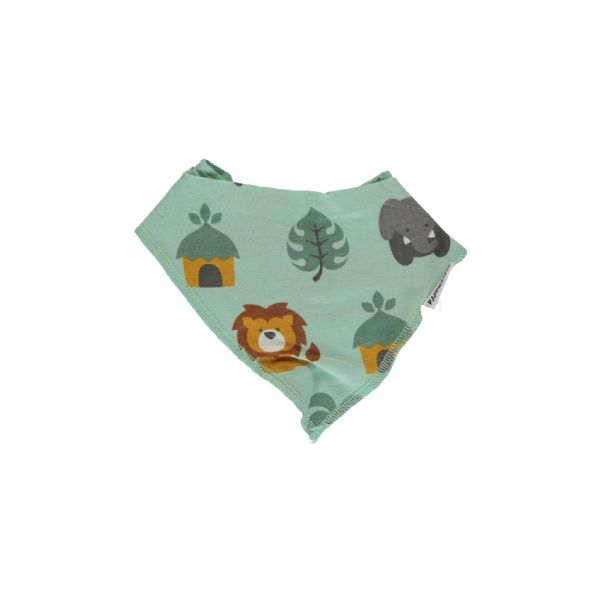 Maxomorra Dribble Bib Jungle